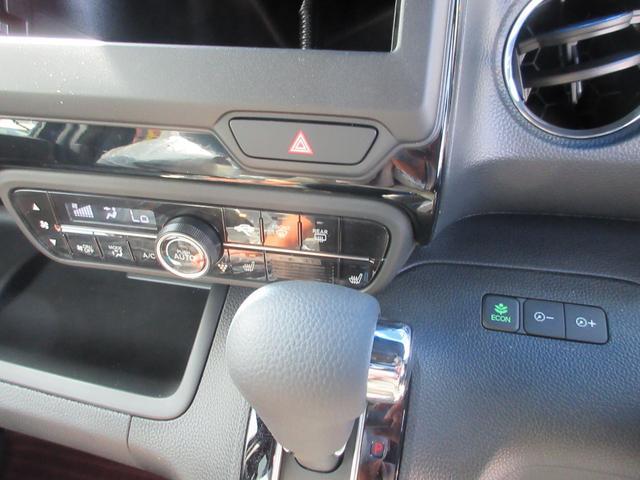 L USB接続 片側パワースライドドア ホンダ・センシング VSA アイドリングストップ レーンアシスト クリアランスソナー ベンチシート シートヒーター プッシュスタート スマートキー LED エアロ(13枚目)