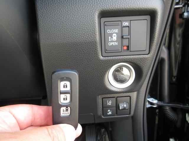L USB接続 片側パワースライドドア ホンダ・センシング VSA アイドリングストップ レーンアシスト クリアランスソナー ベンチシート シートヒーター プッシュスタート スマートキー LED エアロ(14枚目)