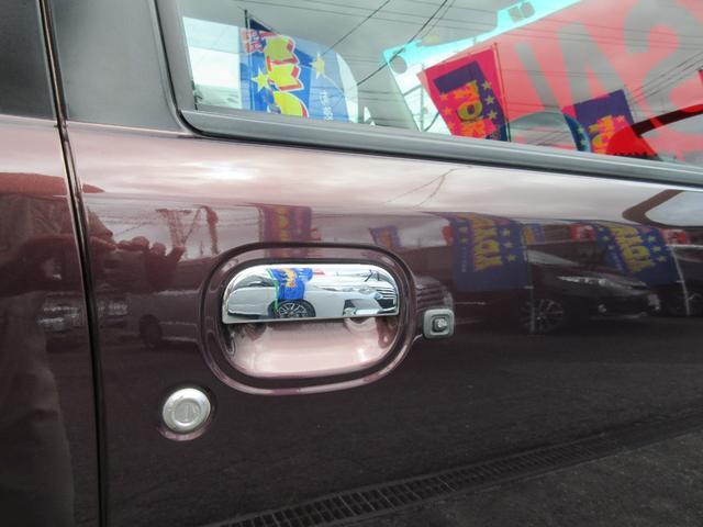 カスタム X ナビ エコアイドル ベンチシート インテリジェントキー スマートキー エアロ アルミホイール オートエアコン UVカットガラス プライバシーガラス メーカーオプションカラー(14枚目)