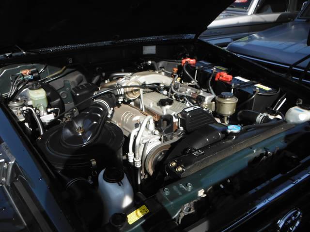 トヨタ ランドクルーザー70 ZXロング ディーゼル フェンダーミラー