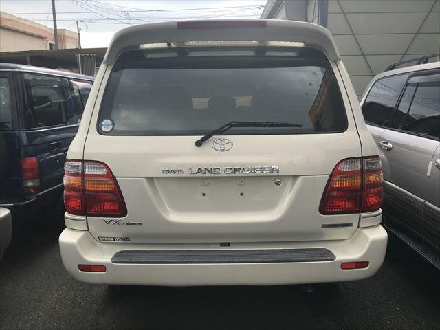 トヨタ ランドクルーザー100 VXリミテッド Gセレクション ディーゼルターボ SRマルチ