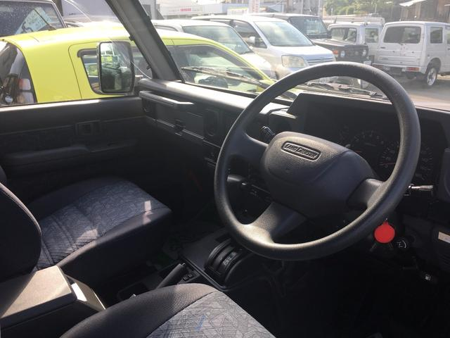 トヨタ ランドクルーザー70 ZXロング 社外ナビTV サンルーフ アルミホイール