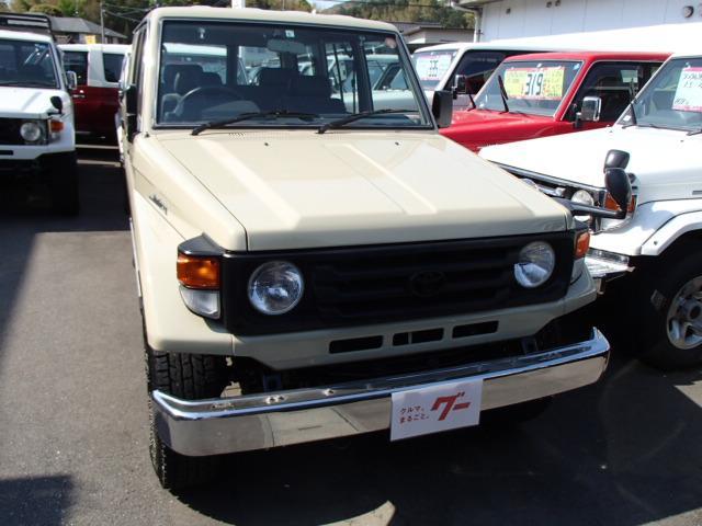 LXロング 4WD エアコン ETC(4枚目)