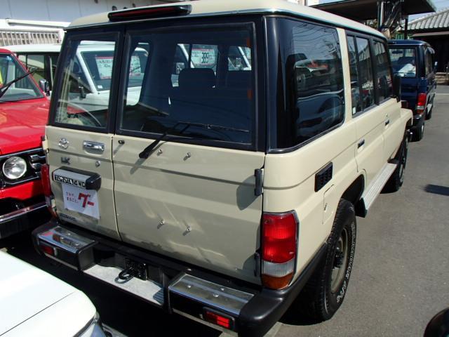 LXロング 4WD エアコン ETC(6枚目)