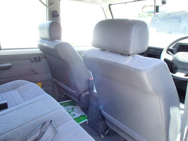 LXロング 4WD エアコン ETC(10枚目)