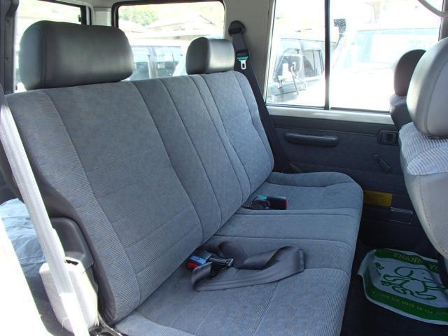 LXロング 4WD エアコン ETC(11枚目)