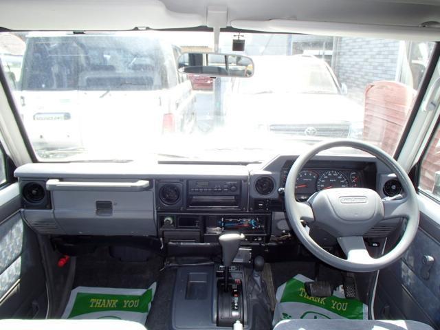 LXロング 4WD エアコン ETC(12枚目)