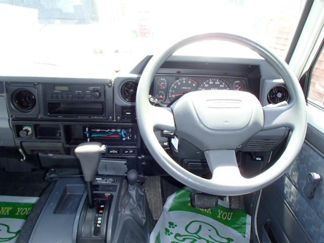 LXロング 4WD エアコン ETC(13枚目)