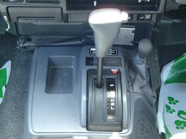 LXロング 4WD エアコン ETC(14枚目)
