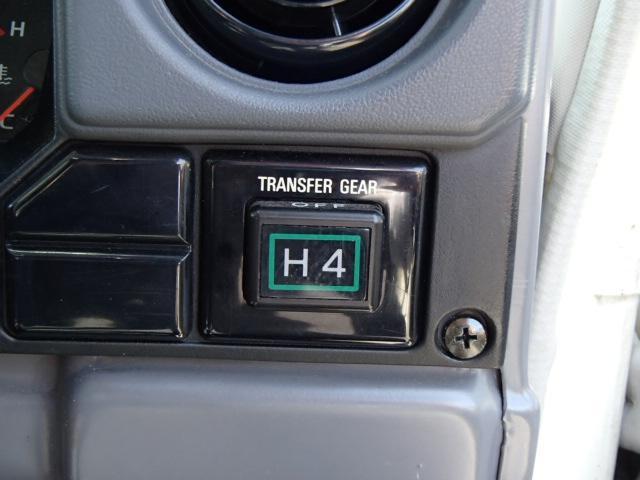 LXロング 4WD エアコン ETC(20枚目)