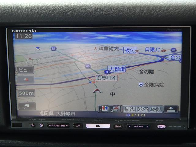 LXロング HDDナビ フルセグ バックカメラ 社外アルミ(8枚目)