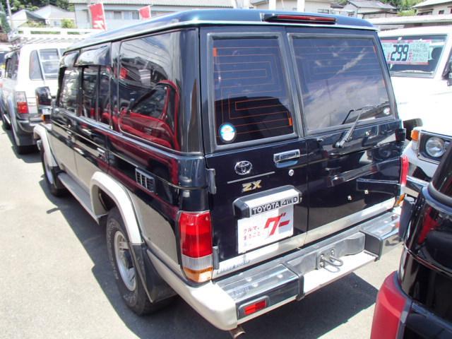 ZXロング ディーゼル 4WD 前期 FRリーフ最終型ETC(5枚目)