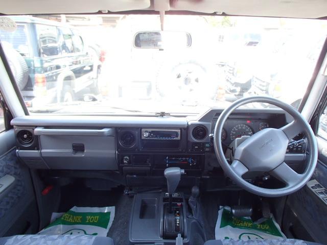 ZXロング ディーゼル 4WD 前期 FRリーフ最終型ETC(10枚目)