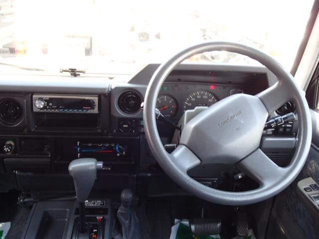 ZXロング ディーゼル 4WD 前期 FRリーフ最終型ETC(11枚目)