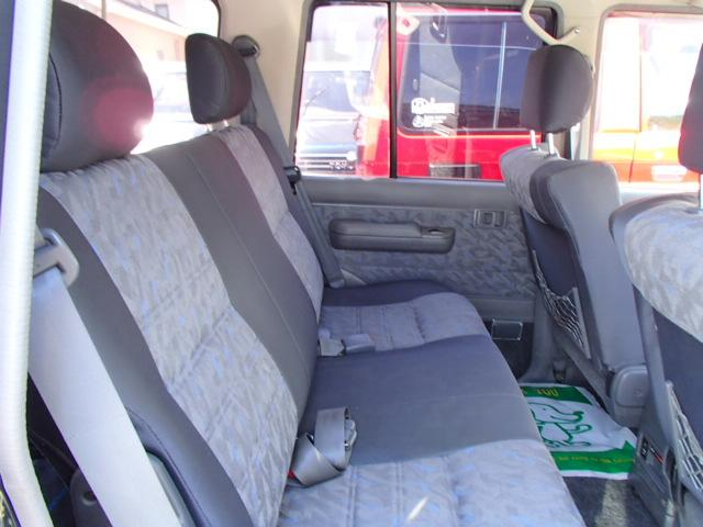 ZXロング ディーゼル 4WD 前期 FRリーフ最終型ETC(16枚目)