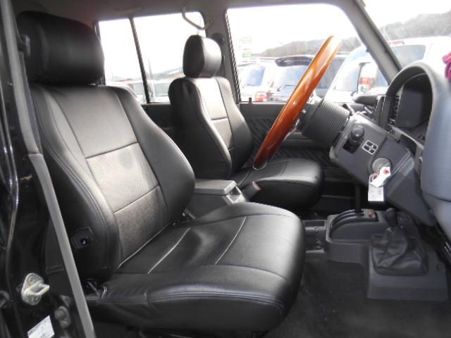 トヨタ ランドクルーザープラド SXワイド 1ナンバー リフトアップ