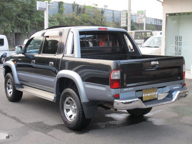 「トヨタ」「ハイラックススポーツピック」「SUV・クロカン」「福岡県」の中古車4