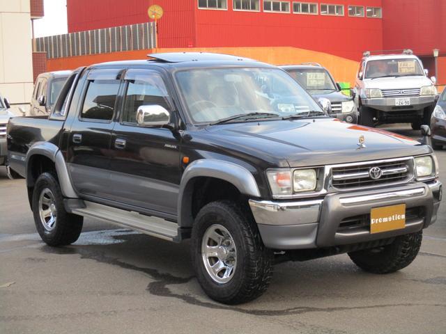 「トヨタ」「ハイラックススポーツピック」「SUV・クロカン」「福岡県」の中古車8