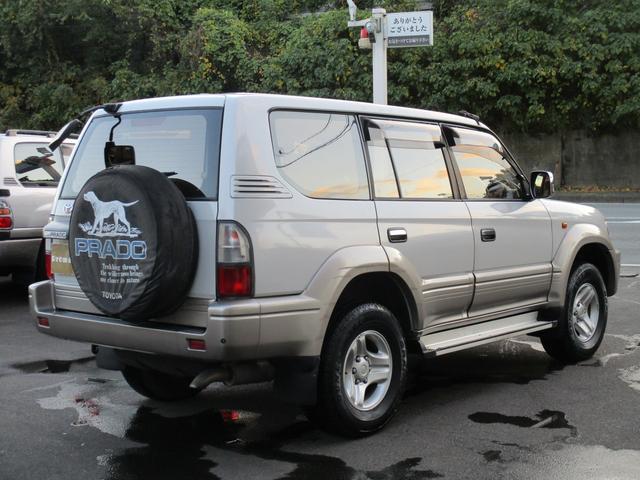 「トヨタ」「ランドクルーザープラド」「SUV・クロカン」「福岡県」の中古車6