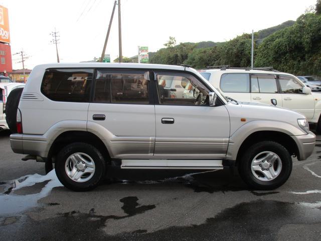 「トヨタ」「ランドクルーザープラド」「SUV・クロカン」「福岡県」の中古車7