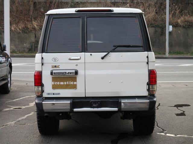 「トヨタ」「ランドクルーザー70」「SUV・クロカン」「福岡県」の中古車5