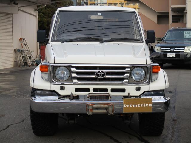「トヨタ」「ランドクルーザー70」「SUV・クロカン」「福岡県」の中古車9