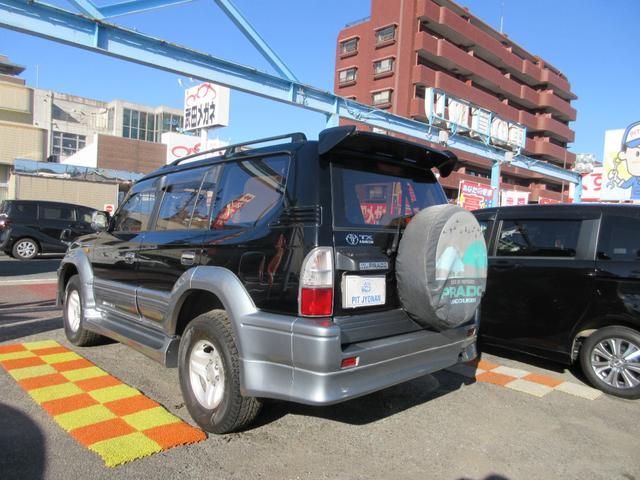 「トヨタ」「ランドクルーザープラド」「SUV・クロカン」「福岡県」の中古車5
