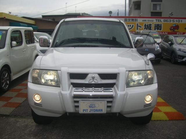 「三菱」「パジェロ」「SUV・クロカン」「福岡県」の中古車3