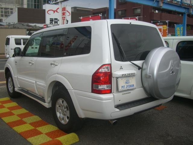 「三菱」「パジェロ」「SUV・クロカン」「福岡県」の中古車5