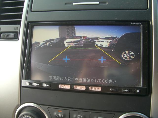 日産 ティーダ 15M ブラックハーフレザー SDナビTV ETC付き