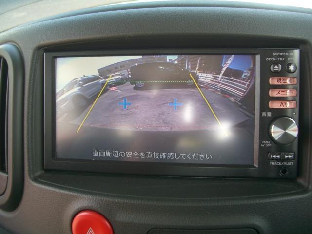日産 キューブ 15X インディゴ+プラズマSDナビフルセグTV ETC付き