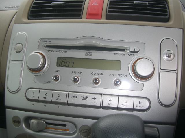 Cタイプ CDコンポ キーレス付き(16枚目)