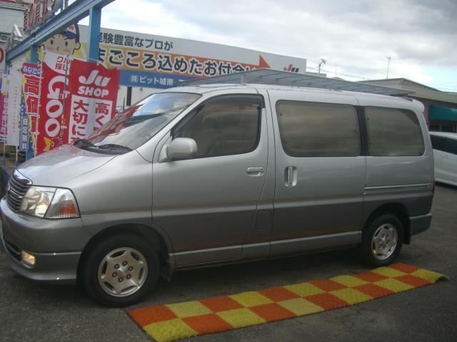 「トヨタ」「グランビア」「ミニバン・ワンボックス」「福岡県」の中古車3