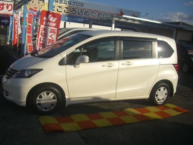 「ホンダ」「フリード」「ミニバン・ワンボックス」「福岡県」の中古車3