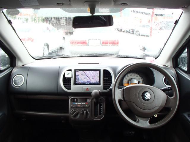 スズキ MRワゴン ウィット GS ワンオーナー車 社外ナビ フルセグ
