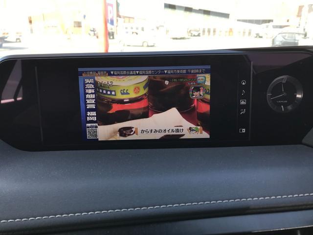 UX250h Fスポーツ ワンオーナー 革シート ナビ フルセグTV バックカメラ アルミホイール ETC(17枚目)