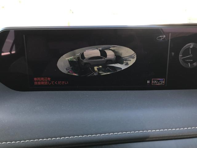 UX250h Fスポーツ ワンオーナー 革シート ナビ フルセグTV バックカメラ アルミホイール ETC(20枚目)