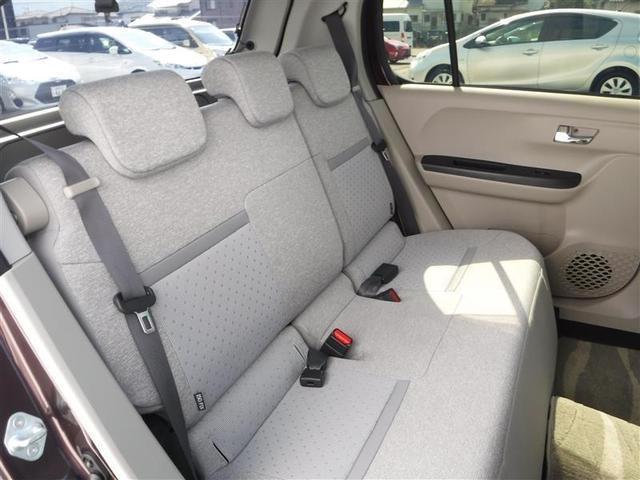 X Gパッケージ 衝突軽減ブレーキ 車線逸脱警報 フルセグメモリーナビ バックモニター ベンチシート LEDヘッドライト スマートキー ワンオーナー(6枚目)
