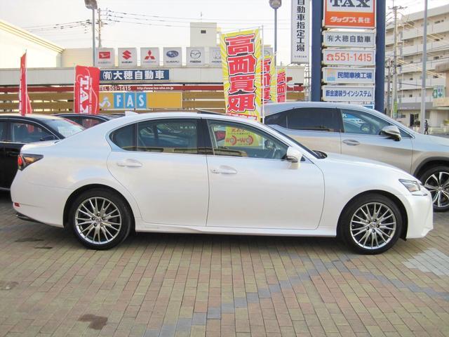 「レクサス」「GS」「セダン」「福岡県」の中古車8