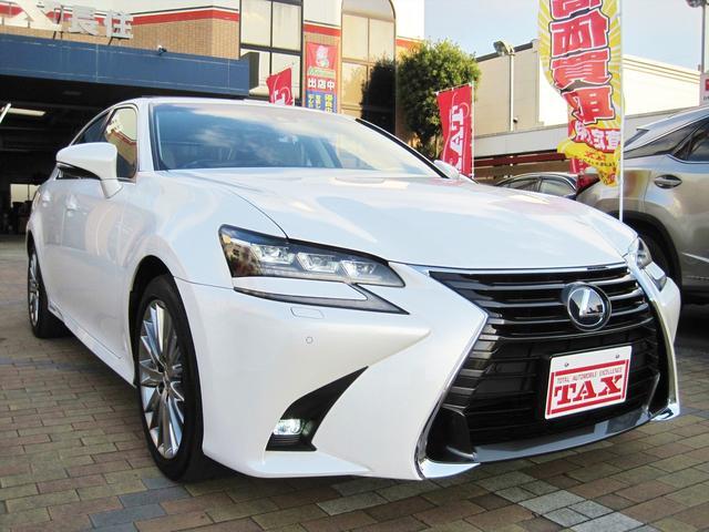 「レクサス」「GS」「セダン」「福岡県」の中古車12