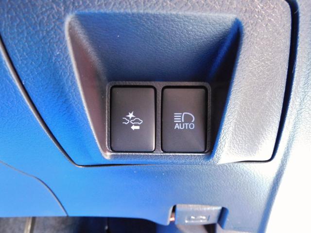 プリクラッシュセーフティシステム(PCS)付き!ミリ波レーダーを用いて車両前方を監視するシステムです!前方の障害物や車への衝突を防いでくれます!