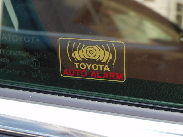 安心の純正セキュリティ付き!お車を車上荒らしなどから防いでくれます!