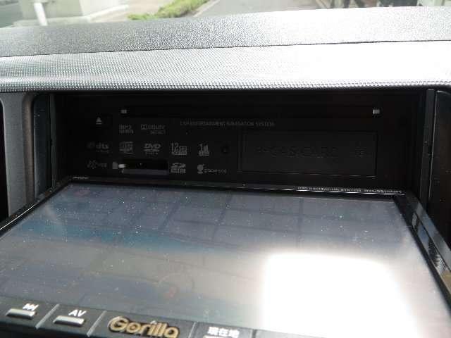 トヨタ ハイエースバン SロングDX キーレス HID メモリーナビ CD DVD
