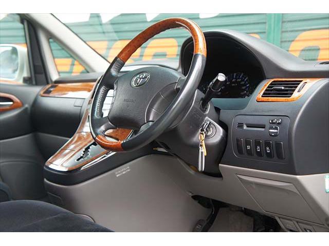 トヨタ アルファードV ASプラチナセレクションII両側自動ドア純正ナビ後席モニター