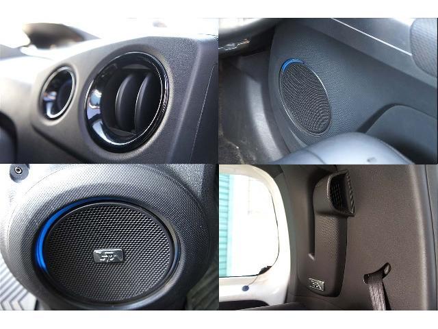 Z Qバージョン社外フルアロ車高調9スピーカー音楽連動イルミ(3枚目)