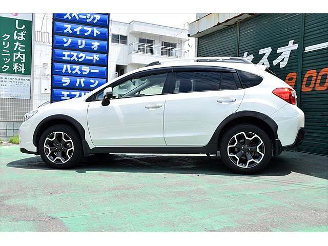 2.0i-L アイサイト 4WD・黒革シート・パワーシート・1年間走行距離無制限保証・アイドリングストップ・クルーズコントロール・プッシュスタート・carrozzeriaHDDナビ・バックカメラ・ETC・Bluetooth(12枚目)
