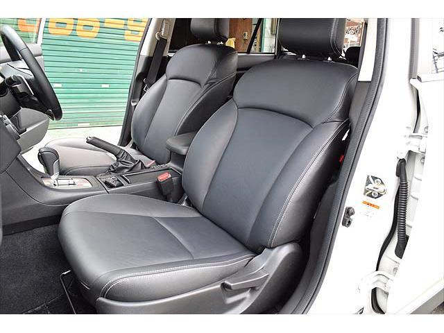 2.0i-L アイサイト 4WD・黒革シート・パワーシート・1年間走行距離無制限保証・アイドリングストップ・クルーズコントロール・プッシュスタート・carrozzeriaHDDナビ・バックカメラ・ETC・Bluetooth(22枚目)