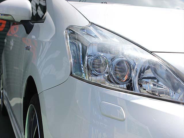 G フルエアロ・レーベンハート19インチアルミ・革調シートカバー・8インチHDDナビ・バックカメラ・ビルトインETC・LEDヘッドライト・ヘッドライトウォッシャー・1年間走行距離無制限保証(16枚目)