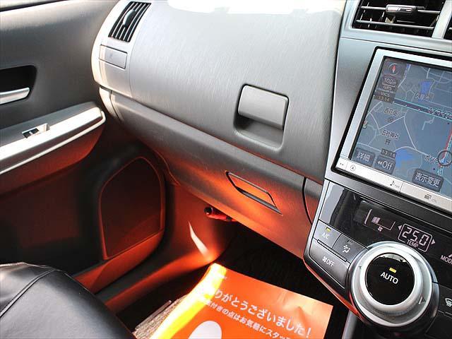 G フルエアロ・レーベンハート19インチアルミ・革調シートカバー・8インチHDDナビ・バックカメラ・ビルトインETC・LEDヘッドライト・ヘッドライトウォッシャー・1年間走行距離無制限保証(36枚目)