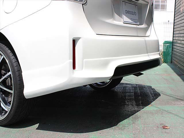 G フルエアロ・レーベンハート19インチアルミ・革調シートカバー・8インチHDDナビ・バックカメラ・ビルトインETC・LEDヘッドライト・ヘッドライトウォッシャー・1年間走行距離無制限保証(44枚目)